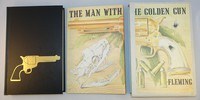 The Man With The Golden Gun.  First Edition Library version