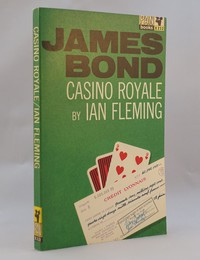 Casino Royale   Pan   Hawkey   X232. This artwork was used on the 13th to 24th printings