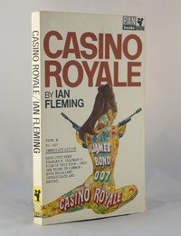 Casino Royale | Pan | Movie | X232. This artwork was used for the 24th to 27th printings