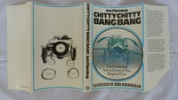 Chitty Chitty Bang Bang omnibus edition | Jonathan Cape. As with many copies this dust jacket is price clipped.