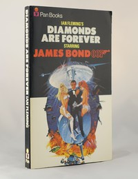 Diamonds Are Forever | Pan | Movie. This artwork was used for the 24th to 26th printings
