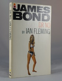 Dr No | Pan | Model. This artwork was used for the 22nd printing 1972