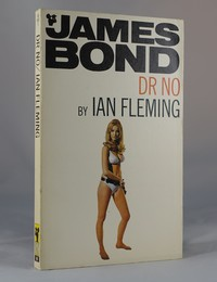 Dr No | Pan | Model. This artwork was used for the 21st printing 1970