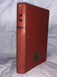 Doctor No | Boots Book Lovers Library. Doctor No in the Boots Book Lovers binding (black titles)