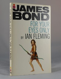For Your Eyes Only | Pan | Model. This artwork was used for the 18th printing 1972
