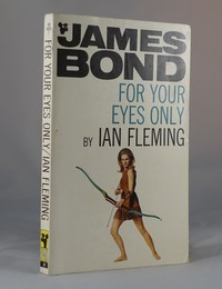For Your Eyes Only | Pan | Model. This artwork was used for the 17th printing 1969