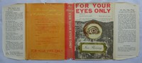 For Your Eyes Only | Taiwanese Pirate Edition. Jacket is a copy of the US Viking edition