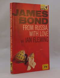 From Russia With Love   Pan   Hawkey   X236. This artwork was used for the 17th to 21st editions