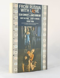 From Russia With Love | Pan | Movie Tie In. From Russia With Love Movie Tie In back cover