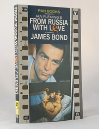From Russia With Love | Pan | Movie Tie In. This artwork was used for the 12th to 17th printings