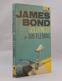 Goldfinger   Pan   X238. This artwork was used for the 9th to 13th printings