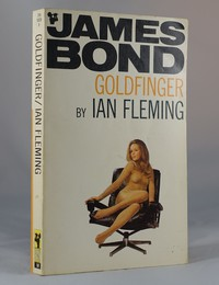 Goldfinger | Pan | Model. This artwork was used for the 21st printing in 1969