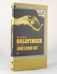 Goldfinger | Pan | Movie. This artwork was used for the 12th to 20th printings