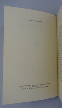 Jonathan Cape | Diamonds Are Forever 1st edition. 1st edition copyright page