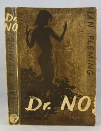 Jonathan Cape | Corrected Proof | Dr No. Paperback corrected proof edition