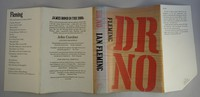 Jonathan Cape | Dr No with later dust jacket. The spine of this dust jacket often fades
