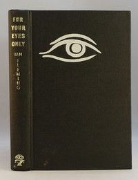 Jonathan Cape | For Your Eyes Only 1st edition. The design was used for all editions.