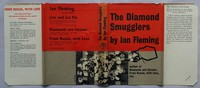 Jonathan Cape | The Diamond Smugglers. The red on the spine often fades