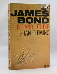 Live And Let Die   Pan   Hawkey   X233. This artwork was used for the 11th to 21st editions