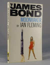 Moonraker | Pan | Model. This artwork was used for the 24th printing (black pan logo)