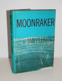 Moonraker | Taiwanese Pirate Edition 2. Moonraker. Taiwanese pirate edition.  Artwork based on Pan paperback.