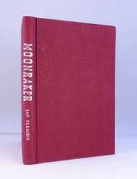 Moonraker | Taiwanese Pirate Edition. Moonraker.  Pirate edition, red cloth. Internally copy of Cape 8th edition 1963