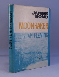 Moonraker | Taiwanese Pirate Edition. Moonraker. Taiwanese pirate edition.  Artwork based on Pan paperback.