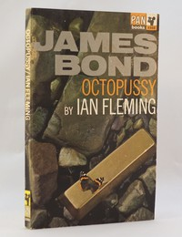 Octopussy | Pan | X series. The first edition has X668 to spine and front cover