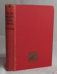 On Her Majesty's Secret Service | Boots Book Lovers Library. OHMSS in the Boots Book Lovers binding