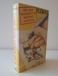 On Her Majesty's Secret Service | TLC (The Leisure Circle). Not the Cape edition! Look at the logo on the spine.