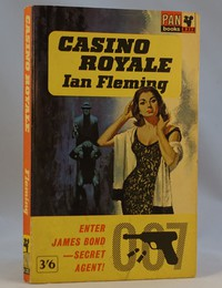 Pan   Painted Series   Casino Royale 12th. For the 12th edition the Pan logo has changed and the series changes to X232