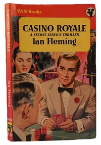 Casino Royale 1st edition with quad mark variant