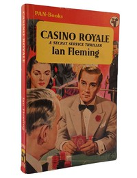 Pan | Painted Series | Casino Royale. This artwork was used for the 1st and 2nd editions