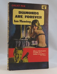 Pan | Painted Series | Diamonds Are Forever | G101. Diamonds Are Forever from the Painted Pan series with the directors covers