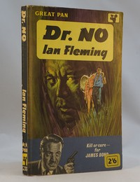 Pan | Painted Series | Dr No 4th (G335). This artwork with the blue band was only used on the 4th printing