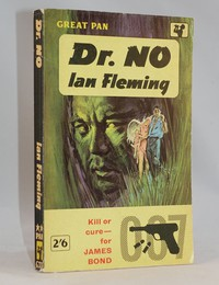 Pan | Painted Series | Dr No 5th (G335). This artwork with the yellow band was only used on the 5th printing