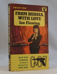Pan   Painted Series   From Russia With Love 7th edition. This artwork was used on the 7th to 9th editions