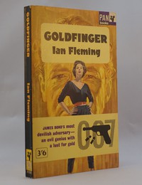 Pan | Painted Series | Goldfinger 7th X238. This artwork was used for the 7th, 8th and 9th editions