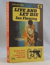 Pan   Painted Series   Live And Let Die 7th. From the 7th edition the red band was replaced with the yellow one shown.