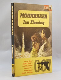 Pan | Painted Series | Moonraker 12th. This artwork was used on the 12th and 13th editions