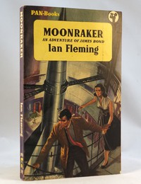 Pan | Painted Series | Moonraker 1st. This artwork by Josh Kirby was used only on the 1st Pan edition