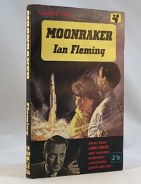 Pan   Painted Series   Moonraker 6th. This artwork was used on the 6th and 7th editions