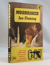 Pan | Painted Series | Moonraker 8th. This artwork was used for the 8th to 11th editions