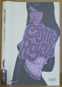 Penguin | Centenary | Casino Royale. This artwork by Michael Gillette was used for the 1st and 2nd editions
