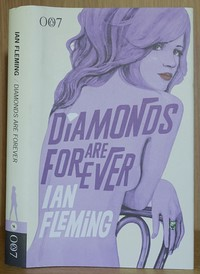 Penguin | Centenary | Diamonds Are Forever. This artwork by Michael Gillette was used for the 1st and 2nd editions