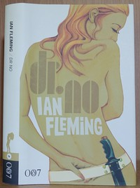 Penguin | Centenary | Dr. No. This artwork was used for the 1st and 2nd editions