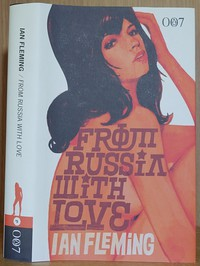 Penguin | Centenary | From Russia With Love. The same dust jacket artwork by Michael Gillete was used on all editions