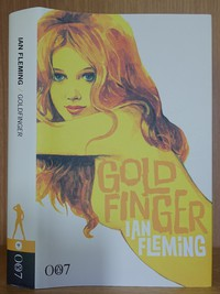 Penguin | Centenary | Goldfinger. This artwork by Michael Gillette was used for the 1st and 2nd editions