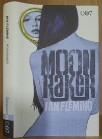 Penguin | Centenary | Moonraker. This artwork by Michael Gillette was used for the 1st and 2nd editions