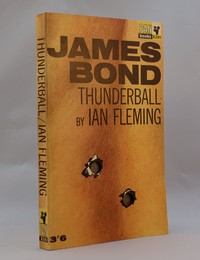Thunderball | Pan | X201. This artwork was used for the 1st through to 12th editions